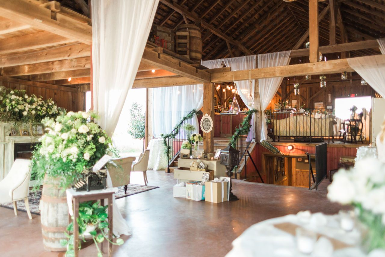 This Couple Restored a Barn So They Could Get Married In
