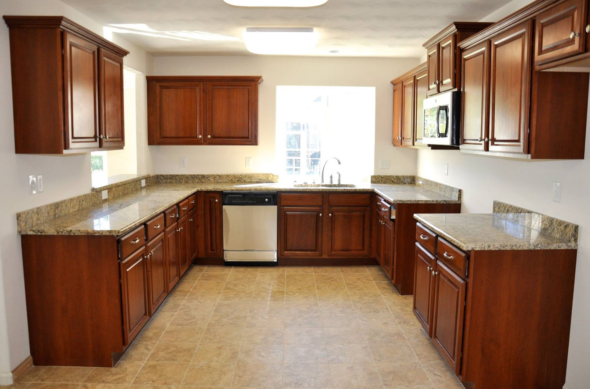 Plenty of room in this kitchen portico model 4 bedrooms 2 5 baths
