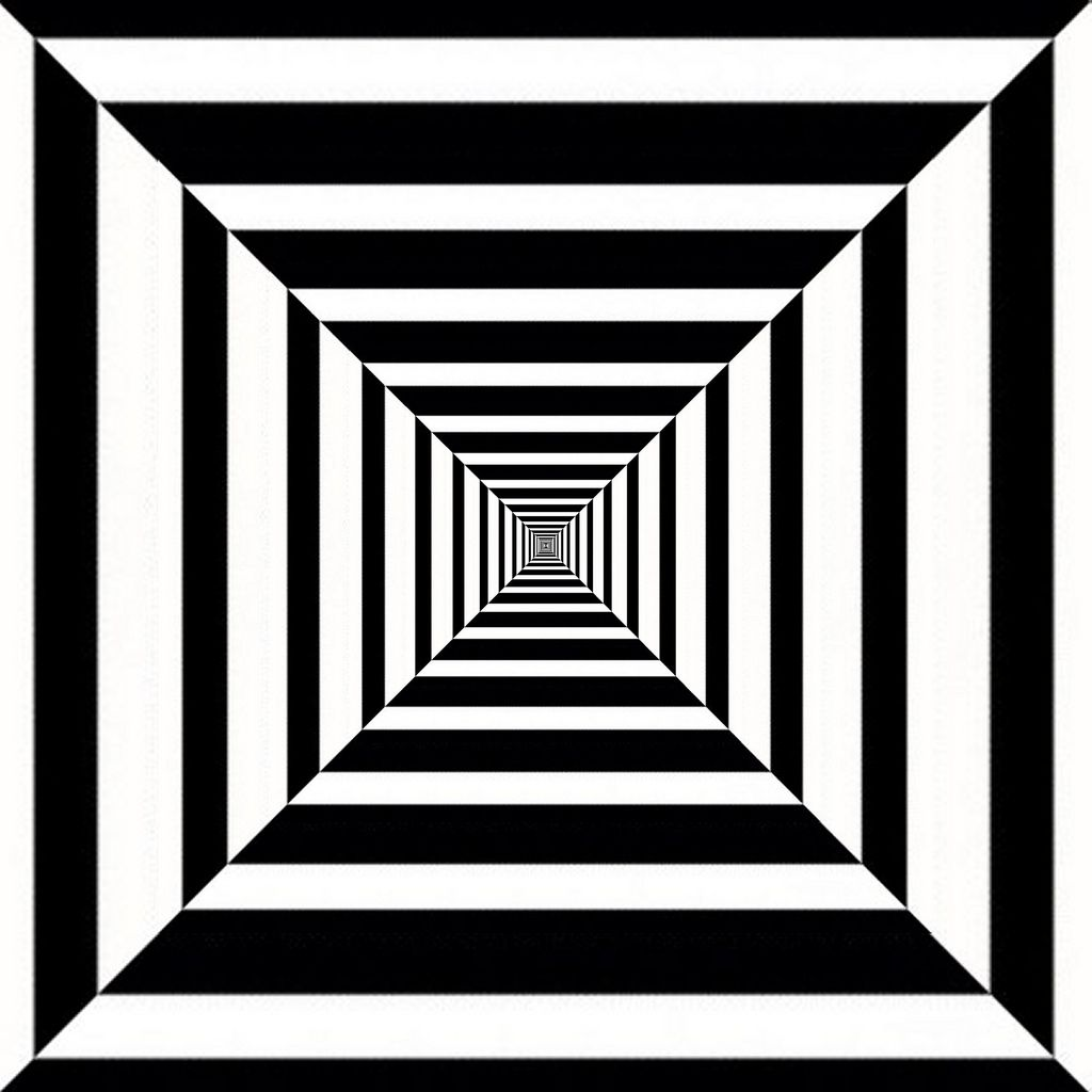 Op Art Depth In