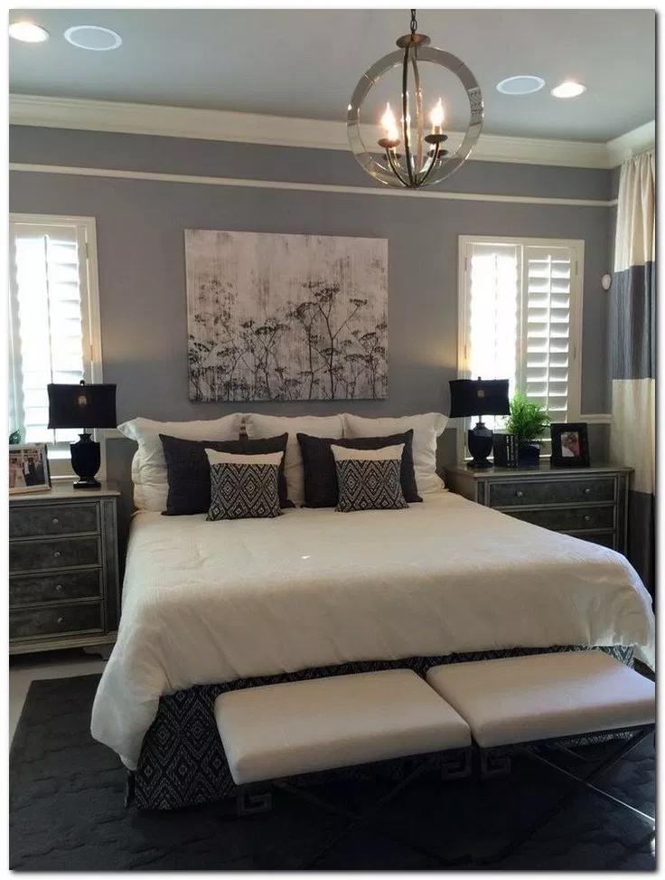 23 Beautiful Master Bedroom Decorating Ideas Masterbedroomideas Bedrommdecor Bedroomdesi Master Bedrooms Decor Master Bedroom Redo Beautiful Bedrooms Master