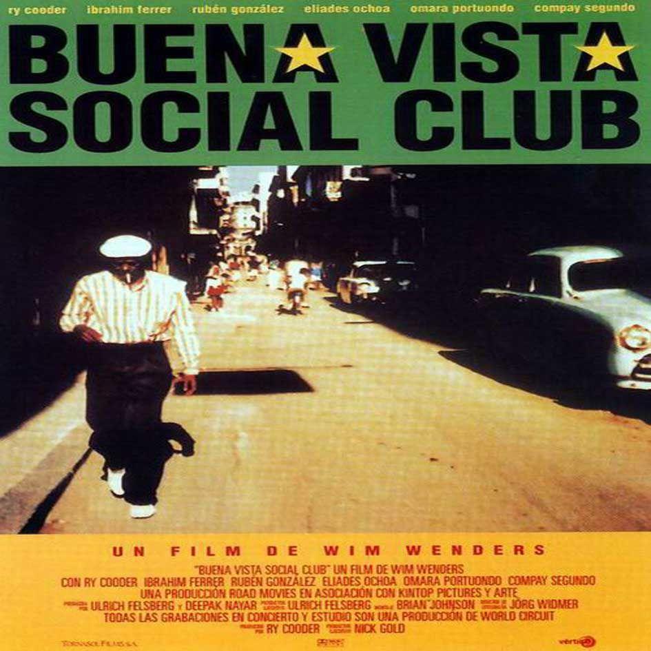 Needles Ready Buena Vista Social Club Filme Plakat