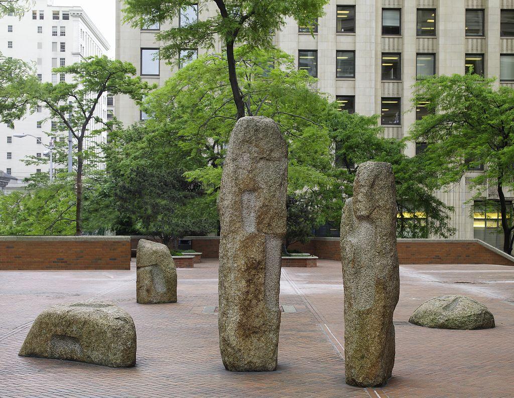 isamu noguchi boulders - Google Search | BOULDERS | Pinterest ... for Noguchi Landscape  177nar
