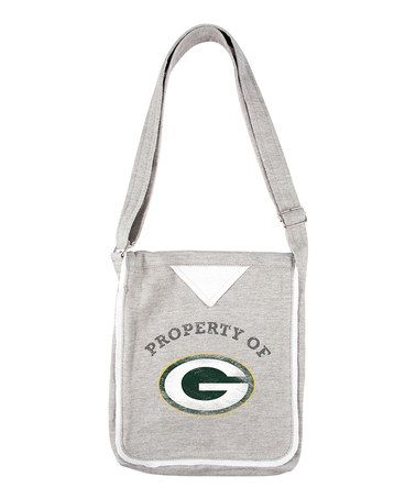 Take a look at this Green Bay Packers Hoodie Crossbody Bag by Little Earth  on  zulily today! ec0cb428b