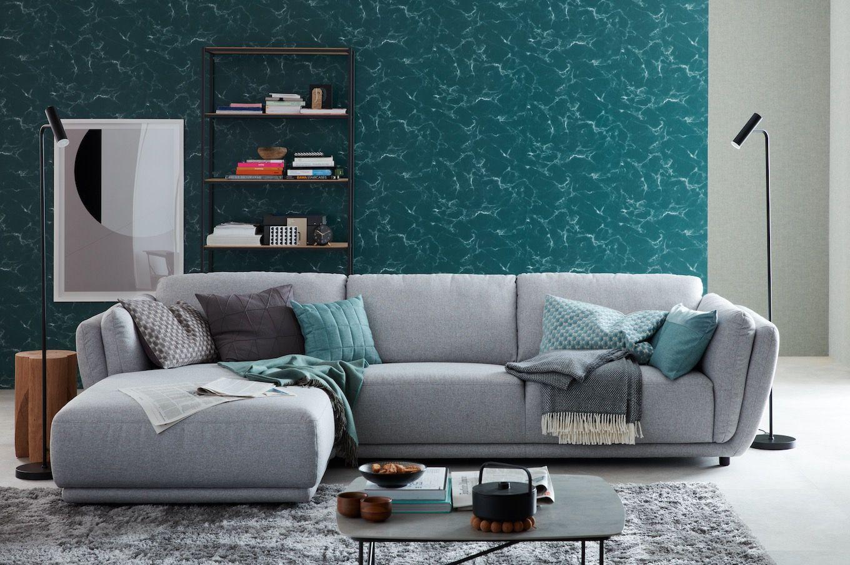 Schoner Wohnen Kollektion Ecktsofa Metropolitan Sofa Grau In 2020 Wohnen Schoner Wohnen Haus Deko