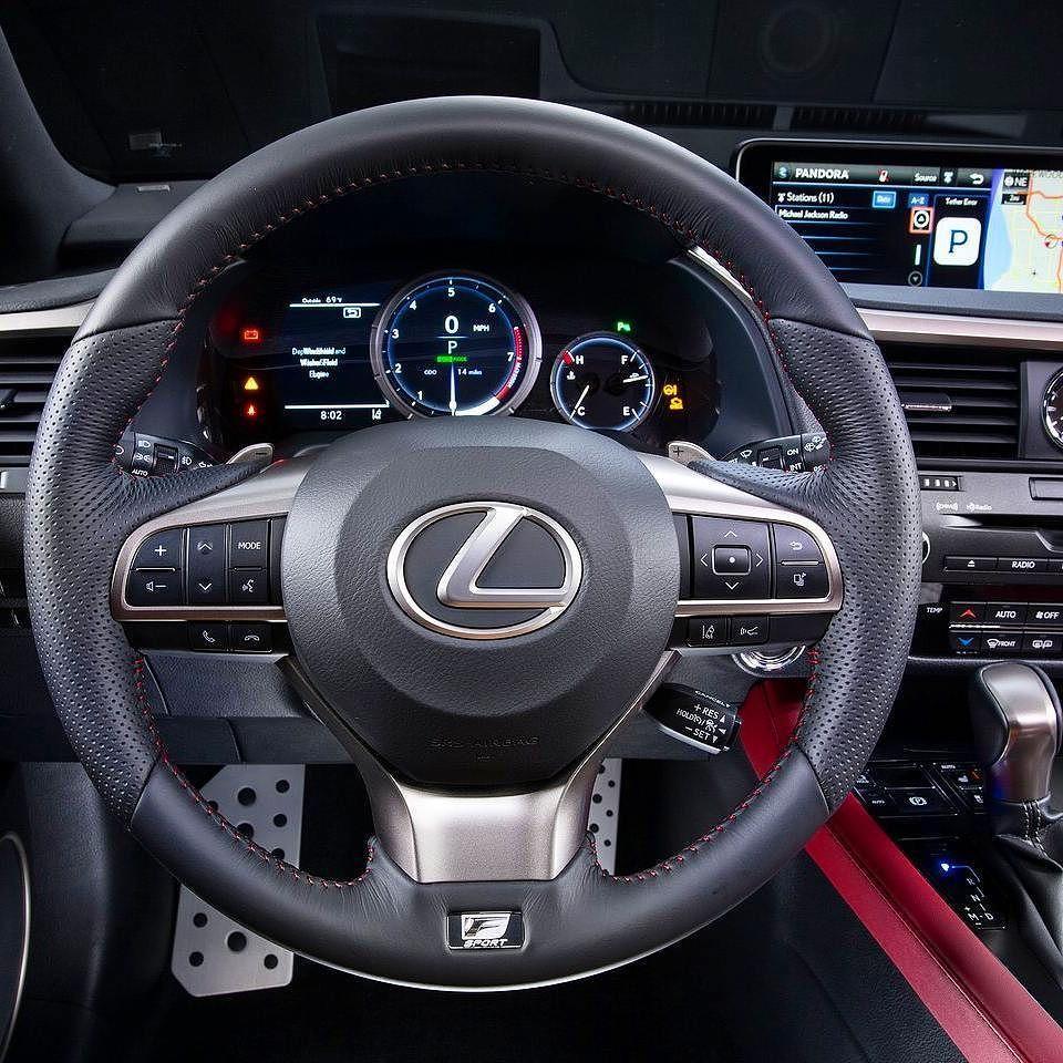 Lexus RX 350 F-Sport 2017 Quarta Geração Do SUV De Luxo