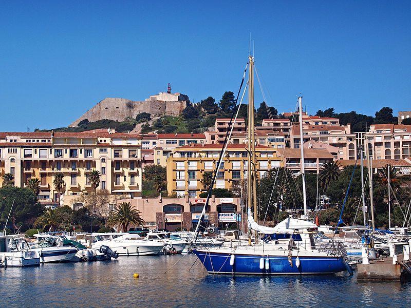 Calvi (Haue-Corse) le Fort Mozzello