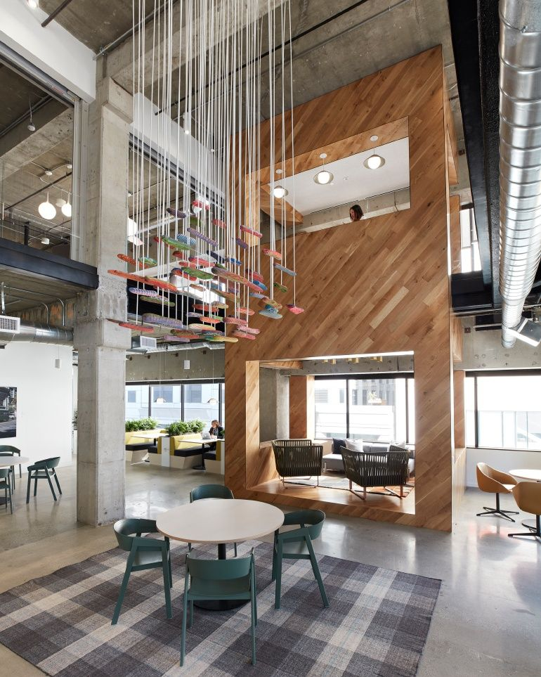Projects By The Top 100 Giants 2018 Corporate Interior Design