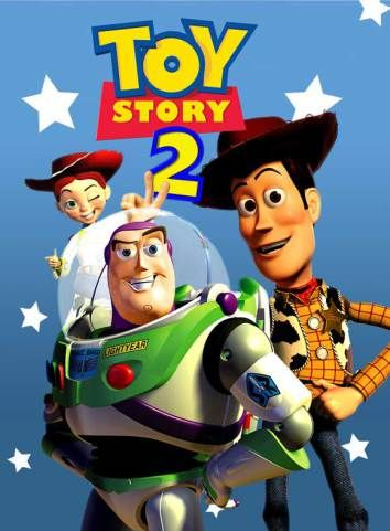 Pixar Review 9: Toy Story 2