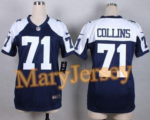 9293430b2ba Mens Dallas Cowboys 83 Terrance Williams Nike White Color Rush 2015 NFL  Elite ...