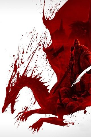 Pin By A R On Fan Art Wallpapers Iphone Dragon Age Dragon Age Series Dragon Age Origins