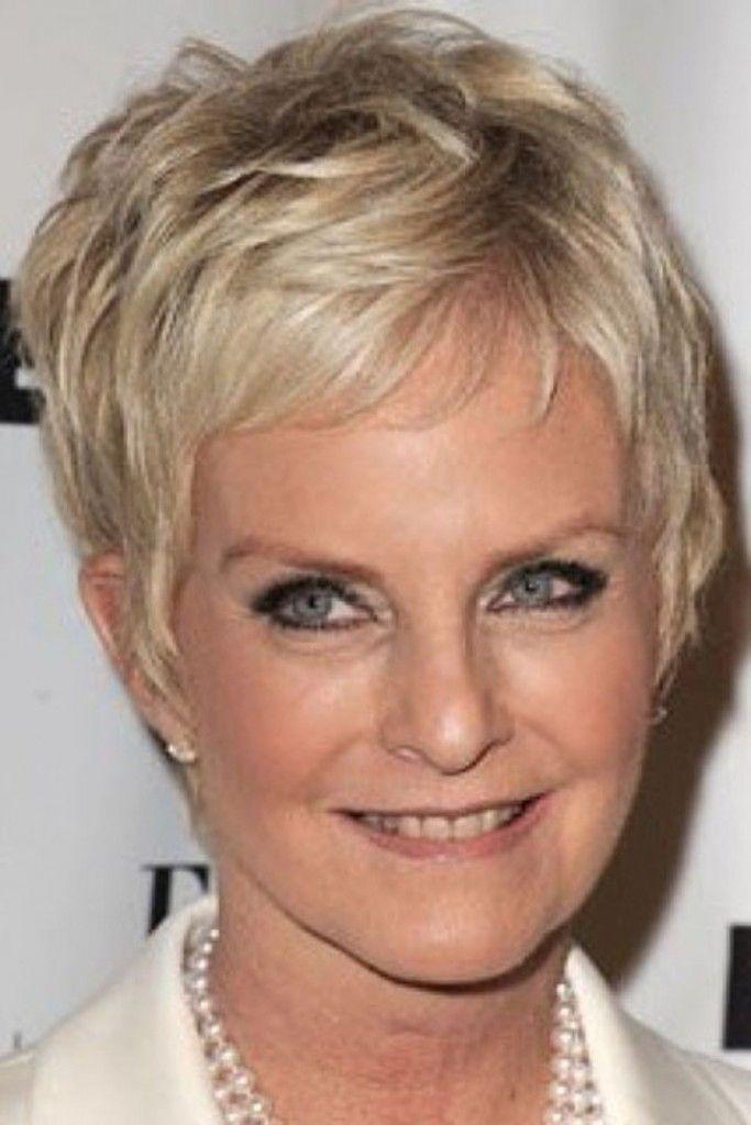 50 Perfect Short Hairstyles For Older Women Short Hair Pinterest