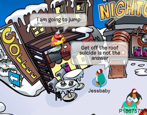 Ha And This Is Why Club Penguin Is So Fantastic Club Penguin