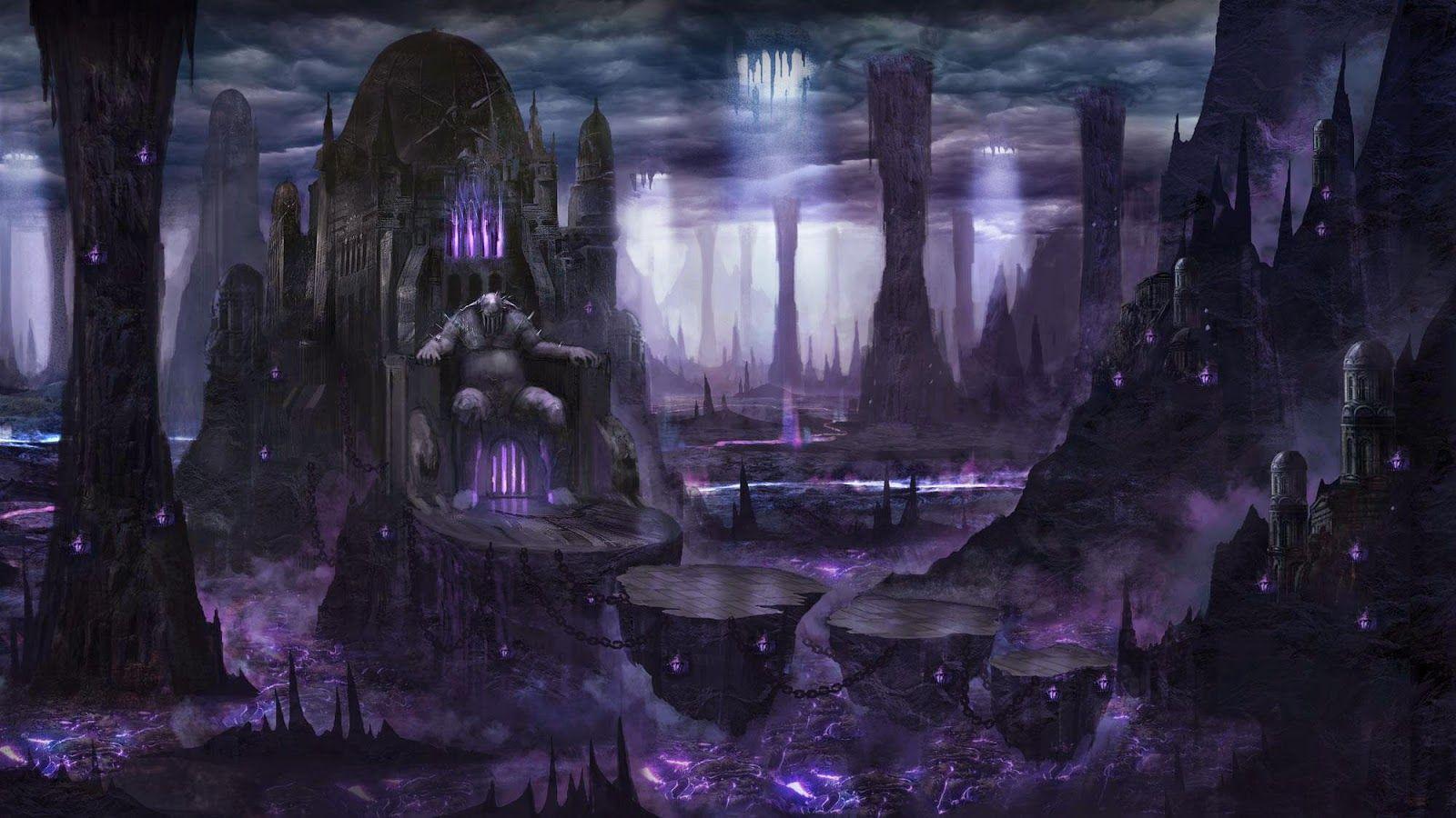 God Of War Landscape Wallpaper