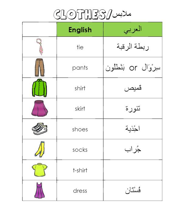Pin On Developing My Arabic