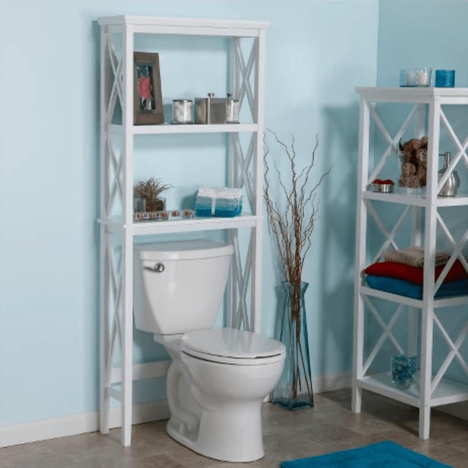 7 Ways to Maximize Space in Your Bathroom en 2020 (con ...