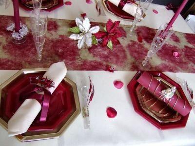 d co table pr vue mais photophore verre en centre de table. Black Bedroom Furniture Sets. Home Design Ideas