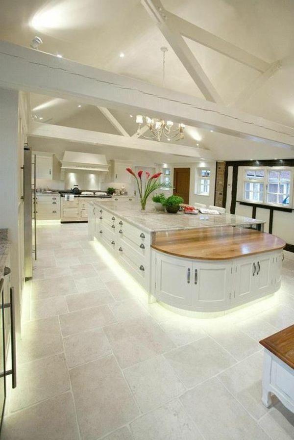 Küchendesigns Ideen für Ihre stilvolle Küche | Kitchens, White wood ...