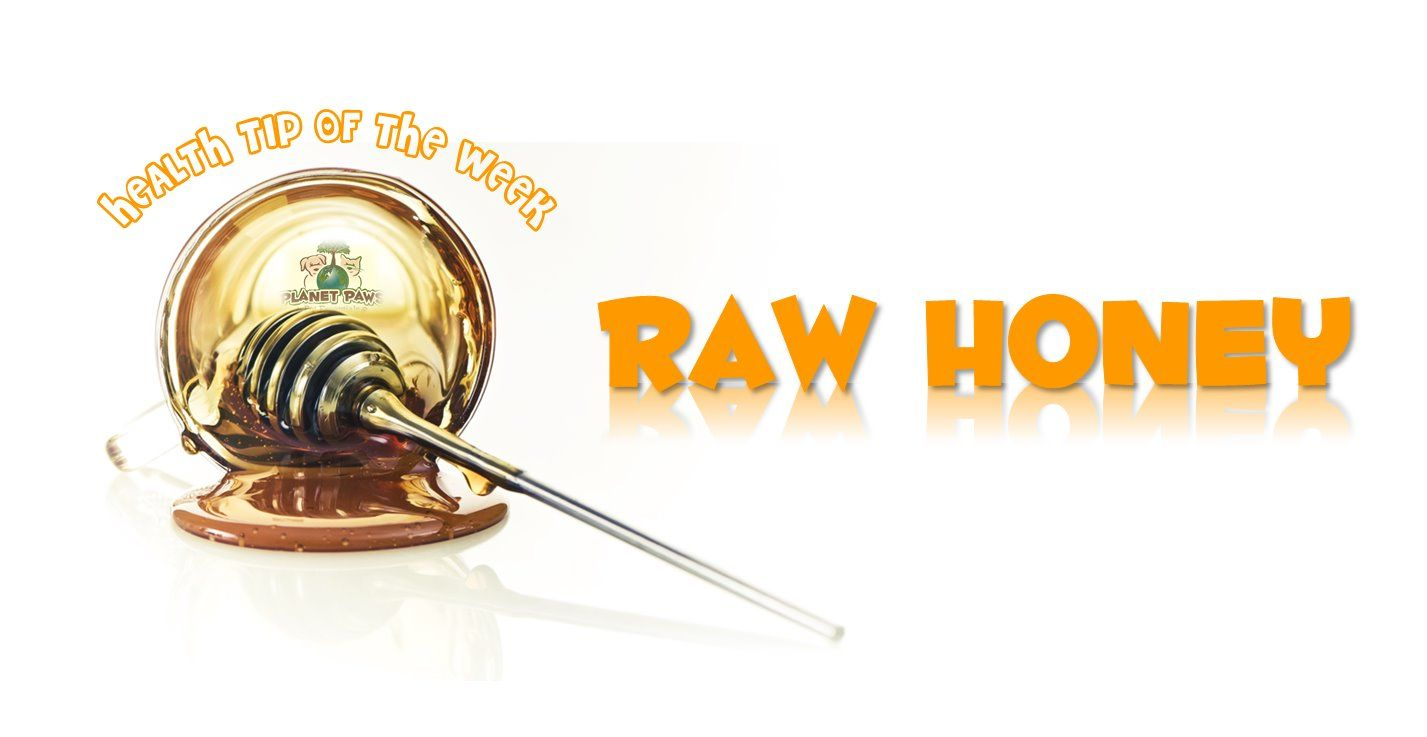 Raw Honey!