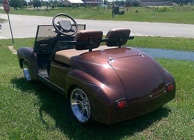 Chevy Golf Cart Body Kit | eBay | Golf carts of fun | Golf