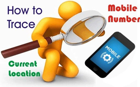 How to Trace Mobile Number Current Location Online Using