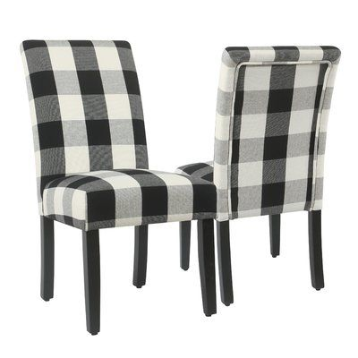 Gracie Oaks Nariani Upholstered Nariani Chair Upholstery ...