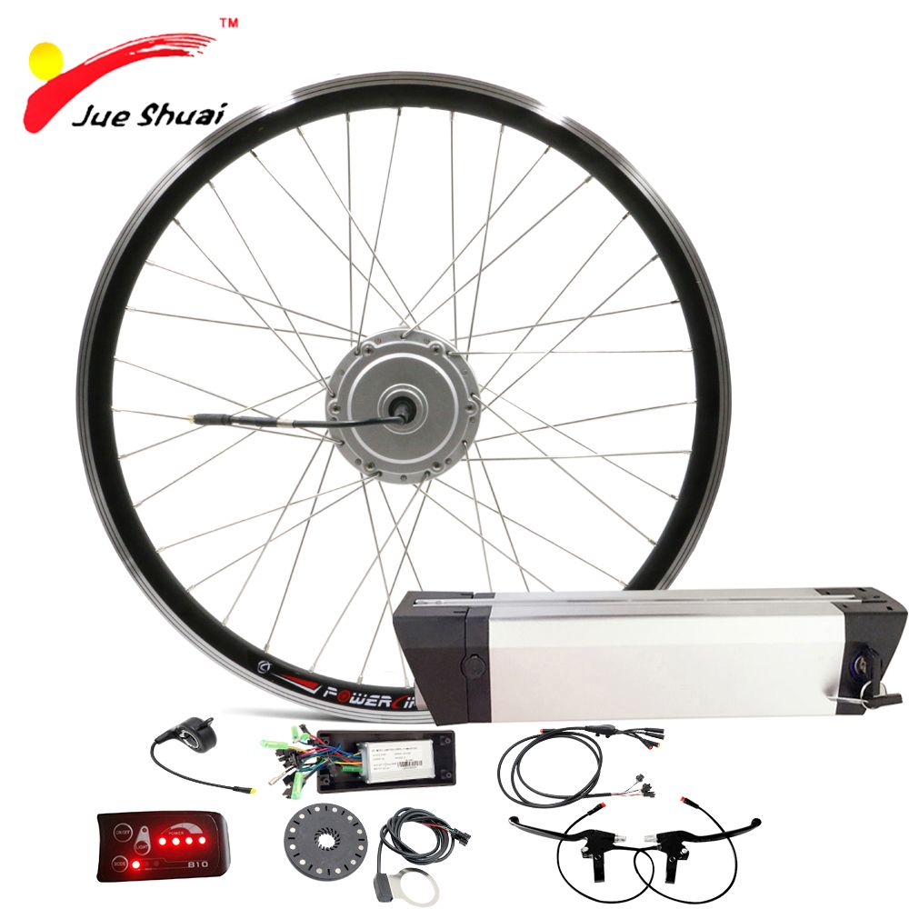 26 500w Bafang Powerful Electric Bike Conversion Kit Bafang 8fun
