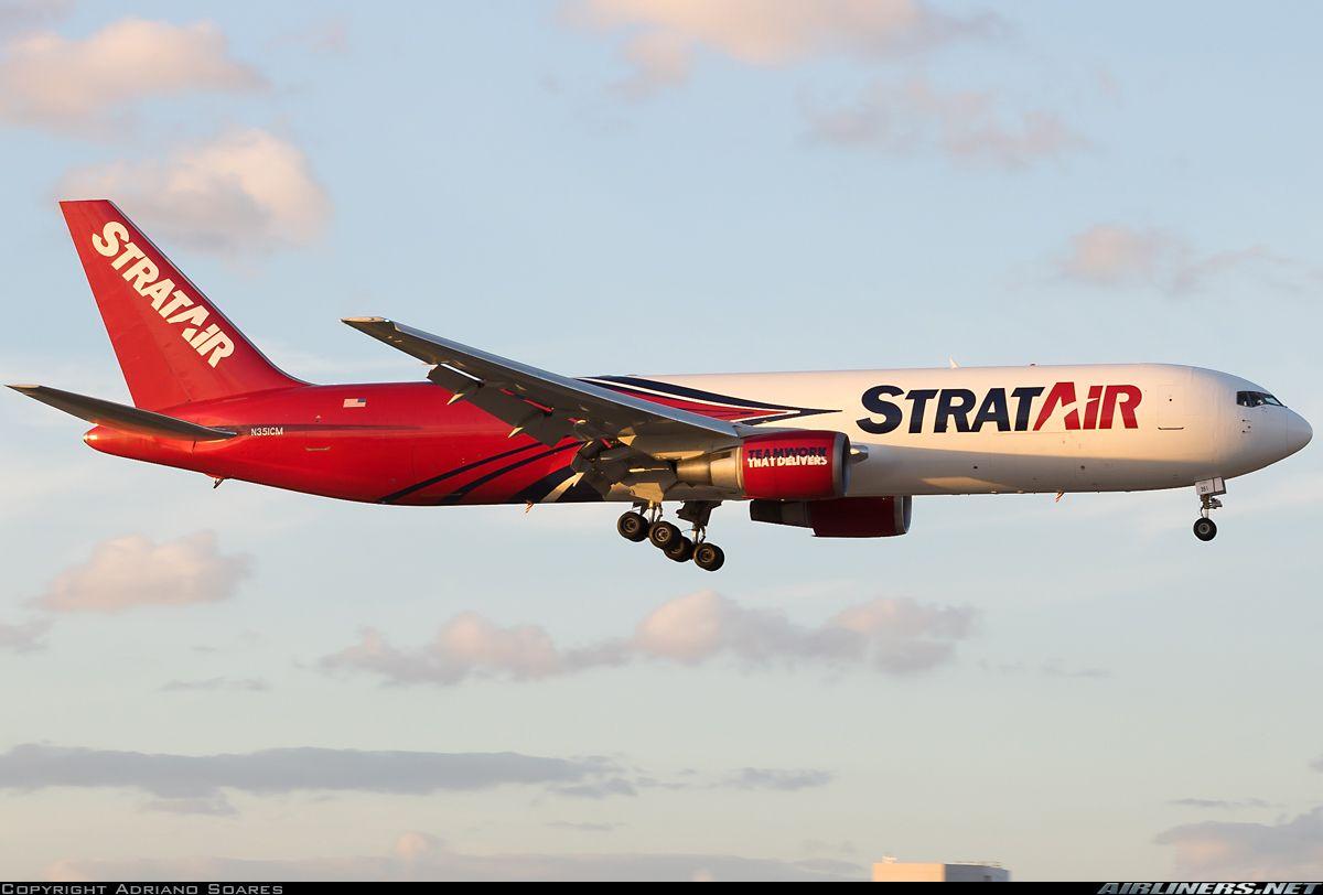 Boeing 767-323/ER(BDSF) - Stratair    | Boeing 767 | Cargo