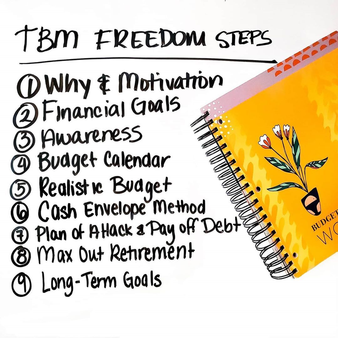 The Budget Mom By Kumiko Love On Instagram What Is The Tbm Philosophy Are There Digestible Steps That You Can Budget Mom Budgeting Financial Freedom Quotes