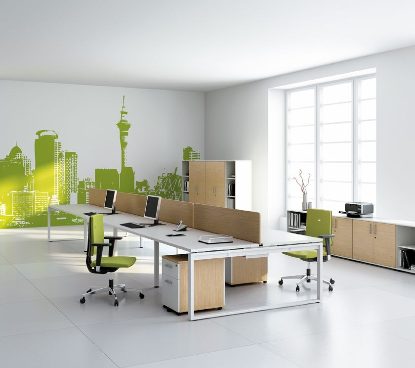 mobilier bureau moderne