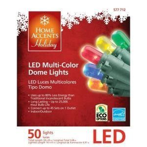 Led Multi Color Christmas Lights By Toyo International Group 24 00