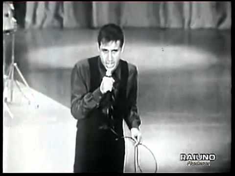Adriano Celentano Canzone San Remo 1968 San Fictional