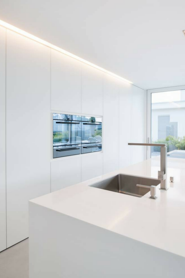 arbeitsplatten aus mineralwerkstoff welche hersteller und marken gibt es corian elements. Black Bedroom Furniture Sets. Home Design Ideas