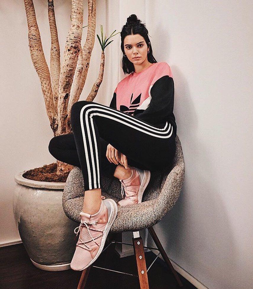 Kendall Jenner adidas Originals ARKYN Campaign | HYPEBAE