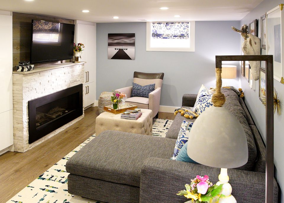 Photo of Canada's Tackiest Basement Gets a Praiseworthy Makeover