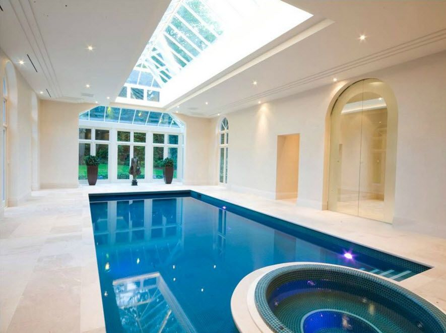 The Master Pools Guild Presents 20 Fabulous Residential Indoor ...
