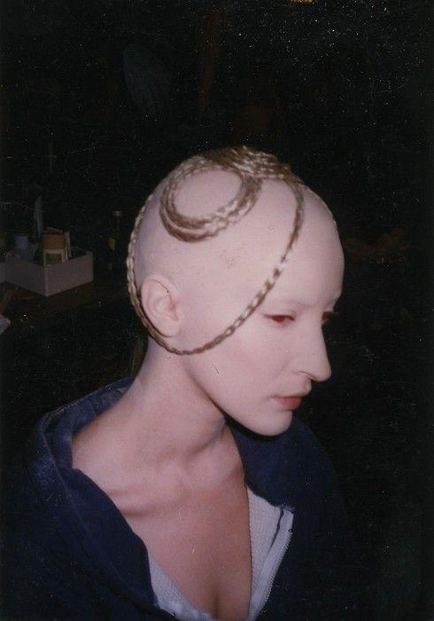 albino??