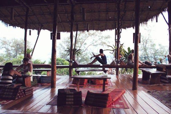 Paradise Bungalows | Koh Rong, Cambodia http://viaggi.asiatica.com/