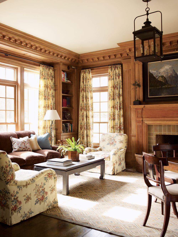 Hamptons Hideaway, Apr 2010 | Living room, Classic ...