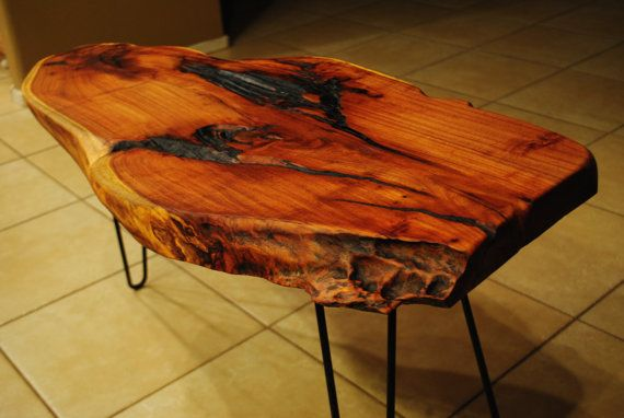 Live Edge Mesquite Coffee Table Now Available For Sale Custom Orders Also Many