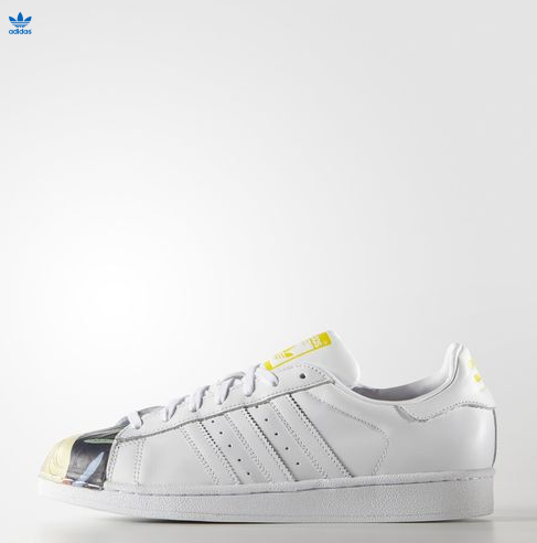 Todd James Supershell Superstar Shoes  Collect a part of sneaker history. Using the legendary adidas Superstar as the canvas, these men's shoes showcase a one-of-a-kind work of art curated by Pharrell Williams.  #picsandpalettes #supershell #adidas