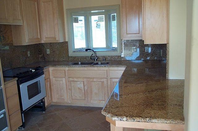 Star Beach Granite Countertops And Backsplash