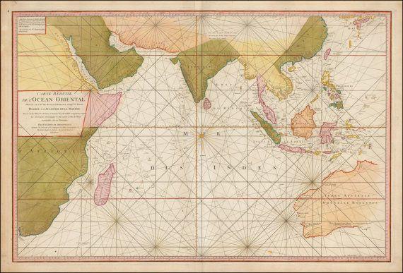 World maps, Ancient maps, Atlas, Prints, World map print, Old maps ...