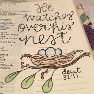 Draw Near Lettering