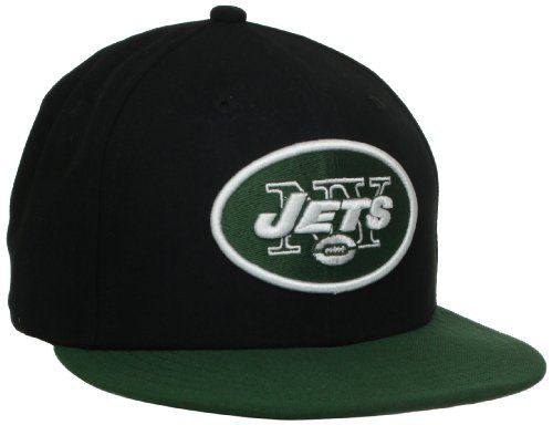 New York Jets Fitted Hats  854212ee5d5