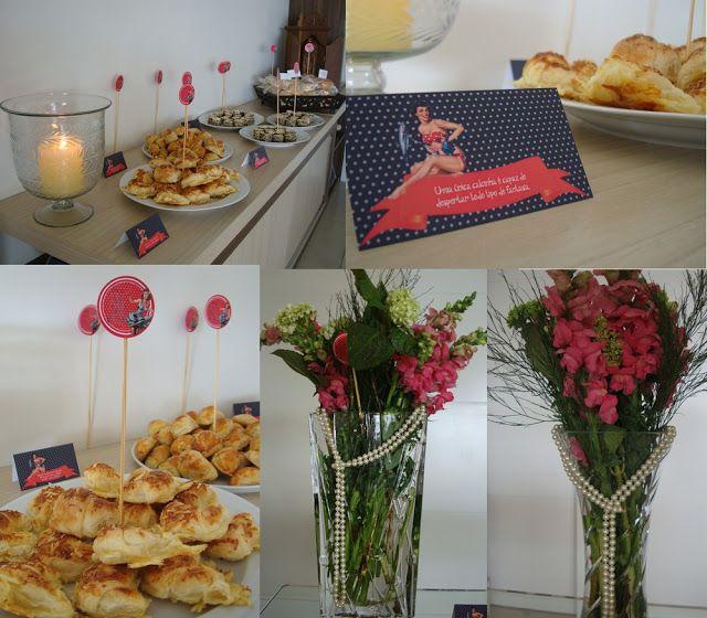 Blog Vida Nova Noiva: Chá de Lingerie | Pin-up
