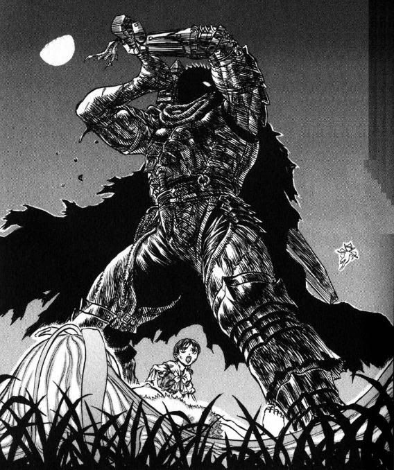 [Discussion] Most Badass Manga Character Of All Time
