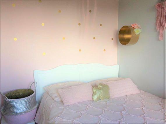 une planche de 20 jolis stickers pois dor positionn. Black Bedroom Furniture Sets. Home Design Ideas