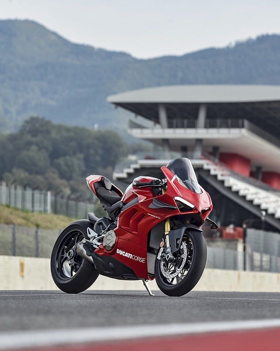 Ducati Motor Holding On Instagram Push Yourself Where No One Ever Dared Boost Your Racing Experience With The Paniga Ducati Panigale Ducati Ducati Superbike