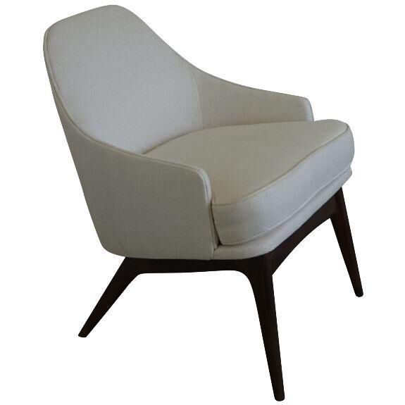 Superbe Mid Century Lounger By Wieland Furniture Company On Chairish.com