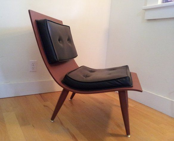 mid century modern furniture portland. midcentury modern scoop chair by carter brothers in concordia portland or usa krrb mid century furniture